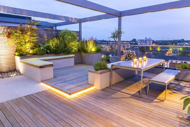 rooftop beton