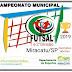 Inscrições abertas para o Campeonato Municipal de Futsal 2019 em Miracatu