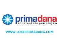 Lowongan Kerja Semarang Kasir Lulusan D3 di KSP Primadana