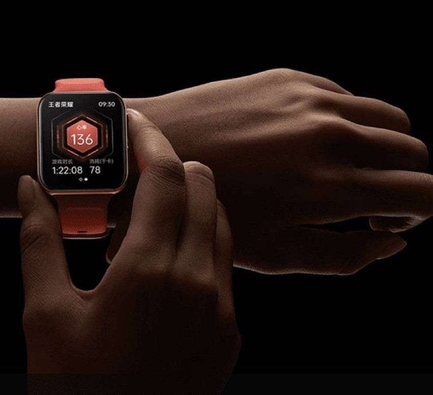 Leaked images show the new Oppo watch Gizmo China said that OPPO is preparing to launch its new OPPO Watch 2 this week, but its images appeared in online leaks revealing the design of the upcoming smartwatch.
