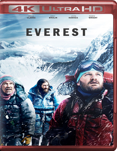 Everest [2015] [UHD] [2160p] [Latino]