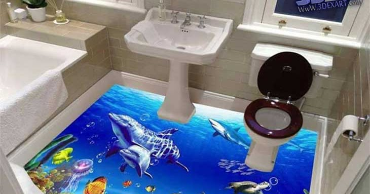 latest catalog of 3d epoxy flooring and 3d floor art designs