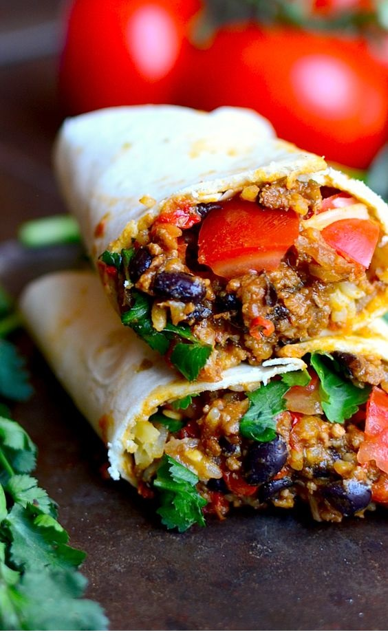 The Best Basic Burritos