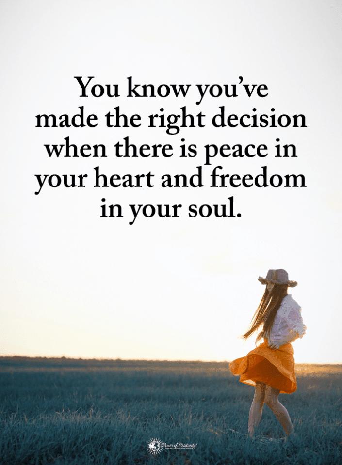 Decision Quotes, Quotes