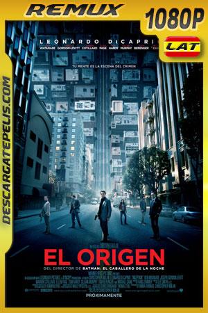 El origen (2010) 1080p BDRemux Latino – Ingles