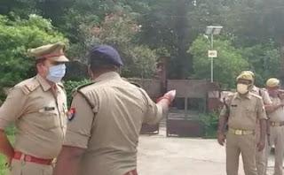 कासगंज कांड का एक आरोपी पुलिस एनकाउंटर में ढेर