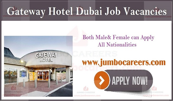 Dubai Hotel job vacancies, Hotel job openings in Dubai,
