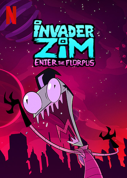 Invader ZIM: Enter the Florpus 2019 English Movie Web-dl 720p With Subtitle