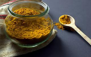 powdered turmeric spices list