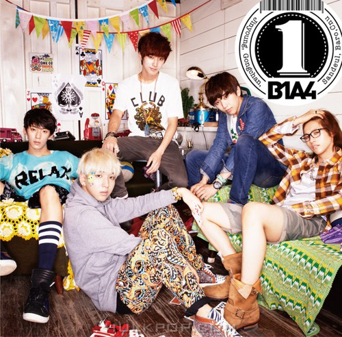 B1A4 – 1  (Japanese) (ITUNES PLUS AAC M4A)