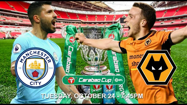 Manchester City vs Wolverhampton Wanderers Full Match & Highlights 24 October 2017