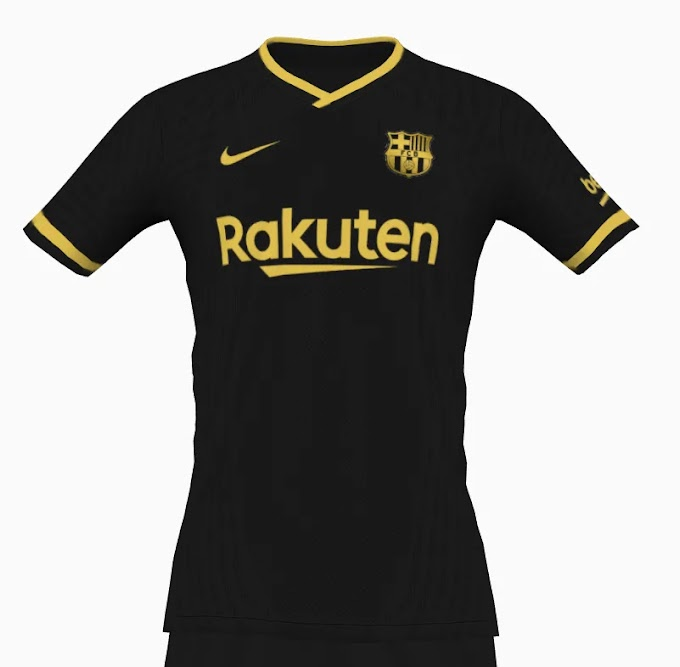 Barcelona second kit for next season to be release soon