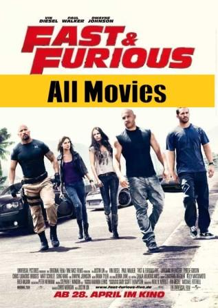 Fast and Furious All parts (Fast and Furious Vin Diesel ) Download in Hindi & English dual audio
