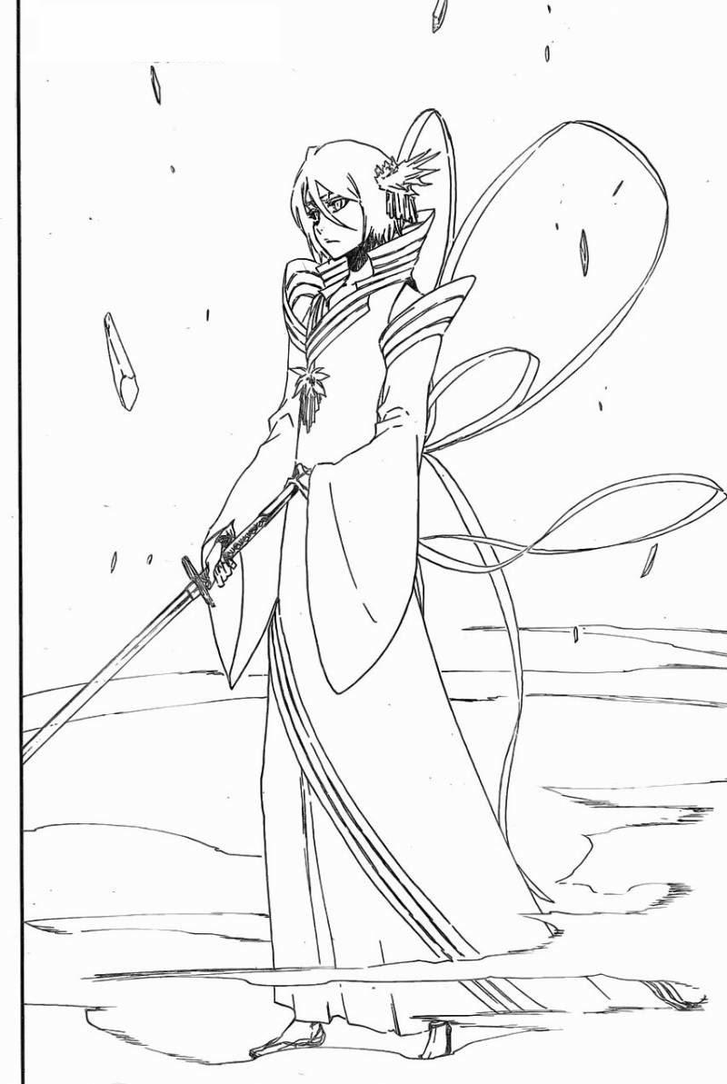Bleach chapter 570 trang 8
