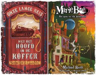 Michael Reefs, Marlene Rebel, Lucinda Vos