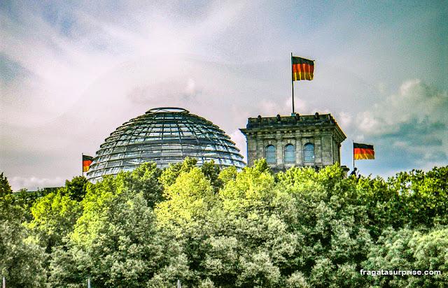 Reichstag, Parlamento Alemão, Berlim