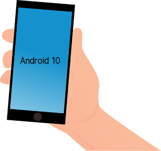 Android 10 android q