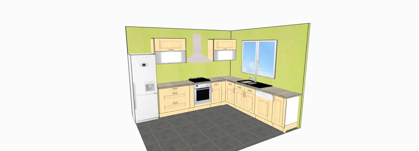 notre construction 76 projet de la cuisine. Black Bedroom Furniture Sets. Home Design Ideas
