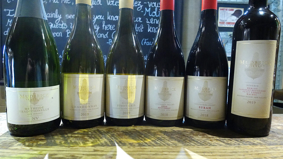 Mudbrick Vineyard Wines