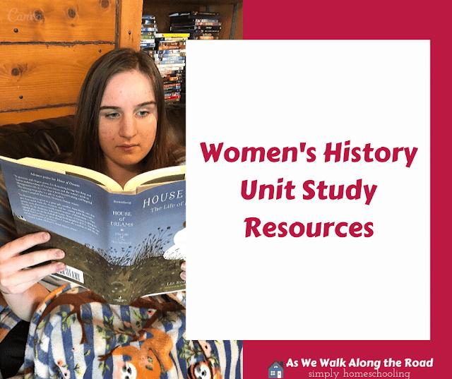 Women's history unit study