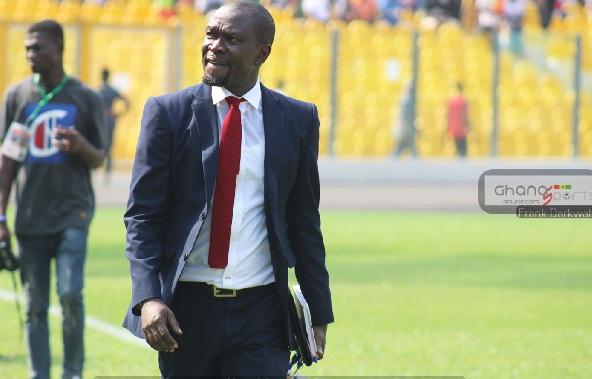 GFA terminates appointment of Black Stars, Coach C.K Akonnor