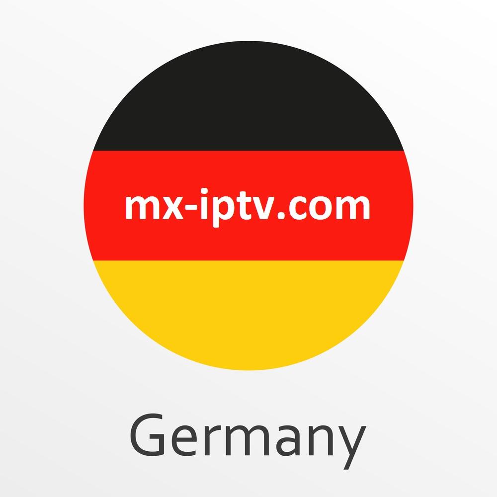 Iptv m3u playlist deutsch 2020