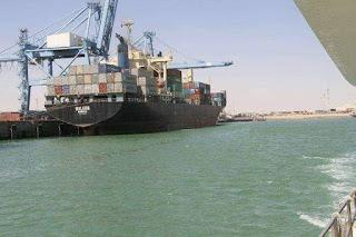 النقل : موانئ العراقية تشهد نمواً متزايداً في الحركة الملاحية