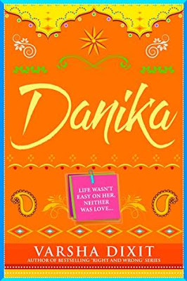 Book: Danika by Varsha Dixit