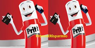 Logo Con Pritt un buono Amazon sicuro e vinci Samsung Galaxy S7