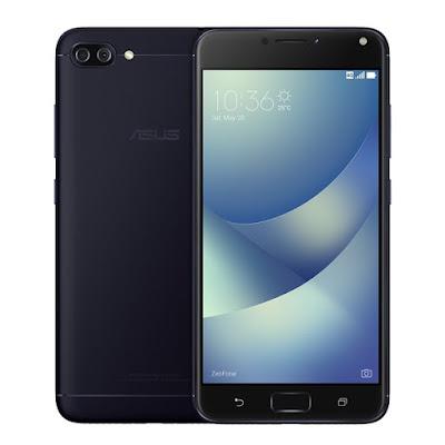 ASUS ZenFone 4 Max ZC554KL, Spesifikasi Lengkap Terbaru