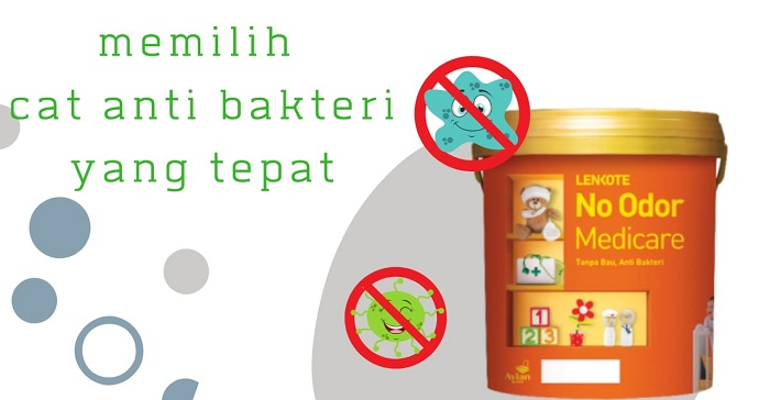 Cat Anti Bakteri untuk Melindungi Dinding Rumah Lebih ...