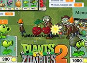 Plants vs Zombies 2 (more Peas!) h5