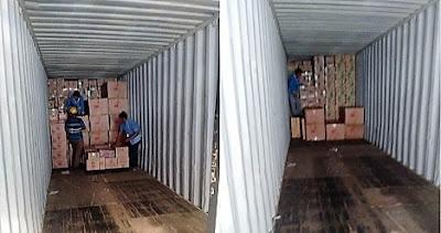 Jasa Pengiriman Barang Import LCL Dari china Ke Indonesia