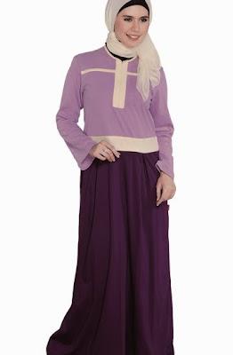 Model Baju Gamis Muslim Modern Remaja