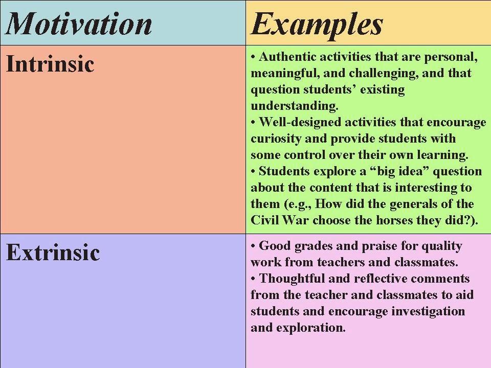 Motivation emotion essay