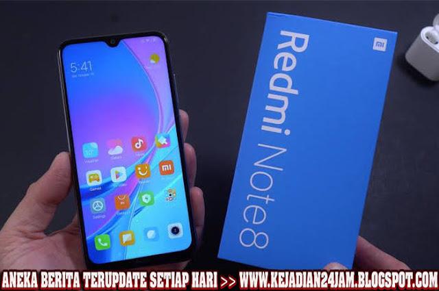 Smartphone Redmi Note 8 Tepat Untuk Gen Z