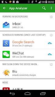 تطبيق Greenify لادارة الهاتف واطالة عمر البطارية