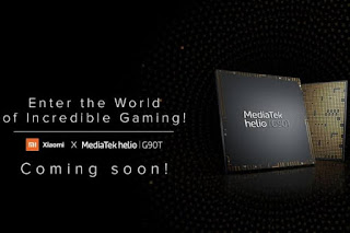 Xiaomi upcoming gaming smartphone
