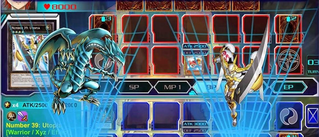 Duelo de monstros Yu-Gi-Oh vai chegar para smartphones e tablets