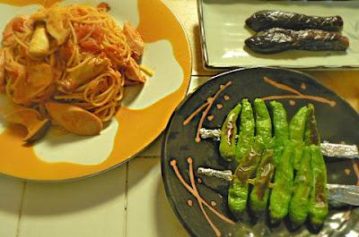 スパゲッティセット
