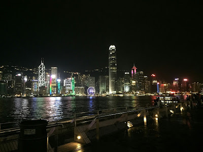 A Symphony of Lights di Victoria Harbour
