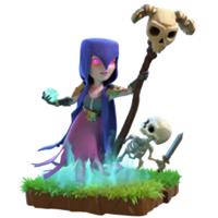 Informasi Witch di COC