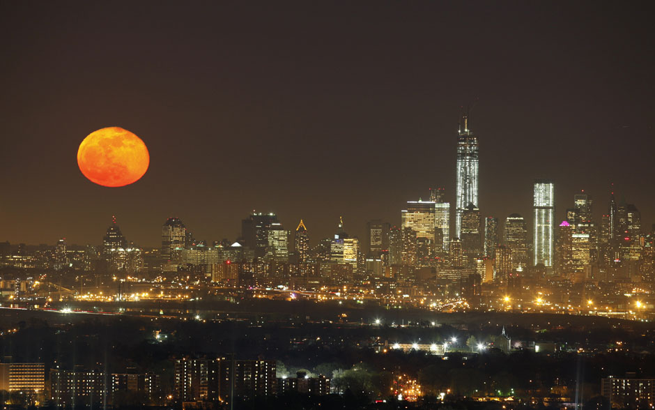 blood moon today new york - photo #9