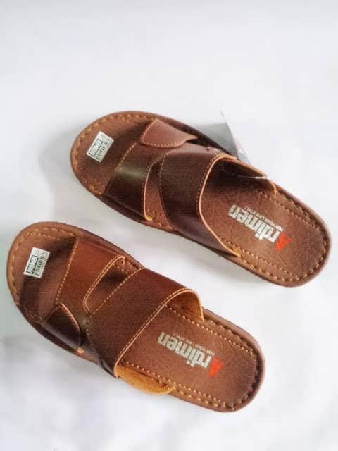 bengkel sandal kulit imitasi ardimen