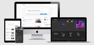 New Fletro Pro v5.5 Premium Blogger Template Download