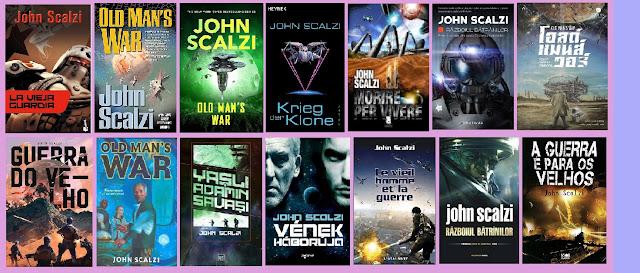 Reseña de la novela de ciencia ficción La vieja guardia, de John Scalzi