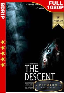 El Descenso (2005) [1080p BDrip] [Latino-Inglés] [GoogleDrive]