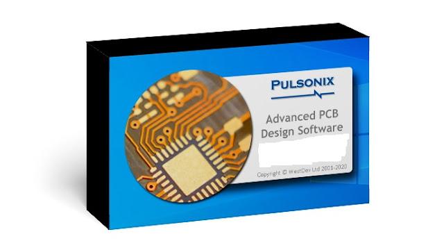 تحميل برنامج Pulsonix 10 كامل مع التفعيل