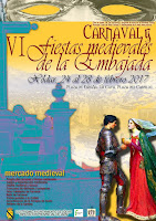 Carnaval de Jódar 2017 - Fiestas Medievales