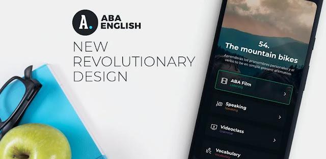 تنزيل Learn English with ABA English Premium 5.5.7 - تطبيق تعلم اللغة الإنجليزية لنظام الاندرويد